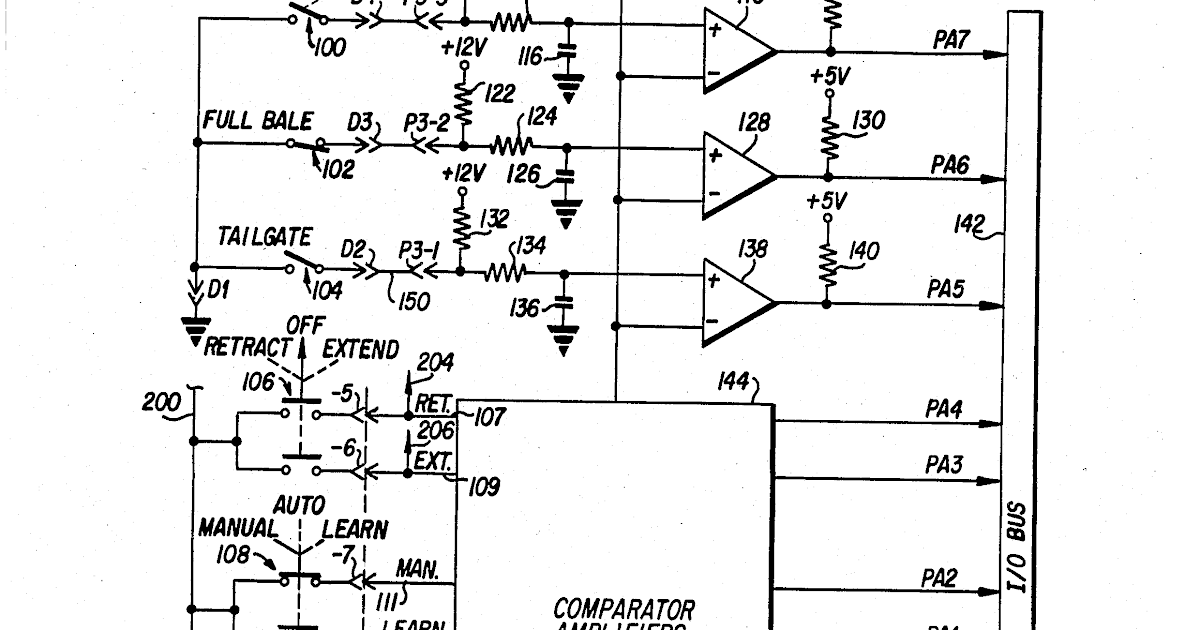 Ford 1910 Tractor Wiring Diagram