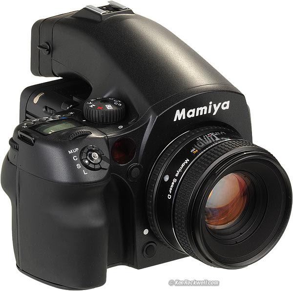 Mamiya DM33