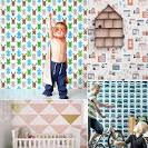 Temporary Wallpaper For Kids Rooms