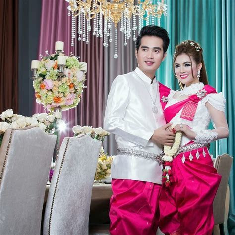 Khmer Wedding Dress   Fashion Cambodia
