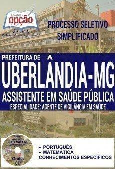 ASSISTENTE EM SAÚDE PÚBLICA - AGENTE DE VIGILÂNCIA EM SAÚDE