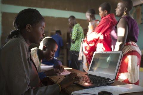 Ingin Canggih, Pemilu Kenya Malah Kacau Balau