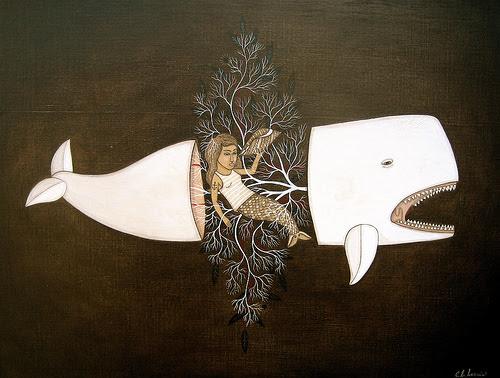 Evan B. Harris_White Whale and Shells