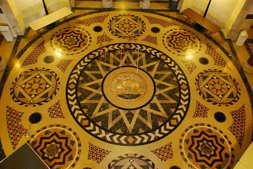 Los Angeles City Hall Rotunda