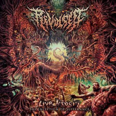 Revulsed - Live Atrocity - The Inception of Sufferance