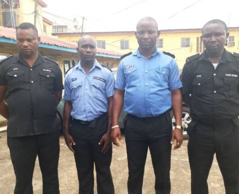 Family members cry foul as policemen caught on camera shooting two young men dead in Lagos are released from prison
