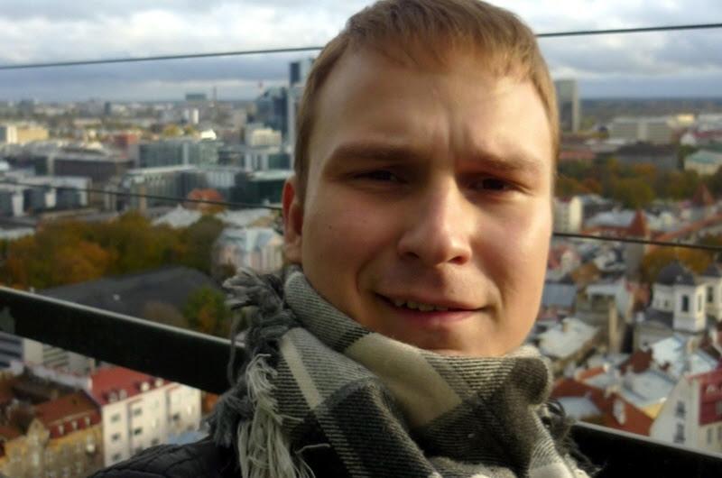 Андрей Миллер - владелец шоу-рум по продаже брендовых вещей из Лондона
