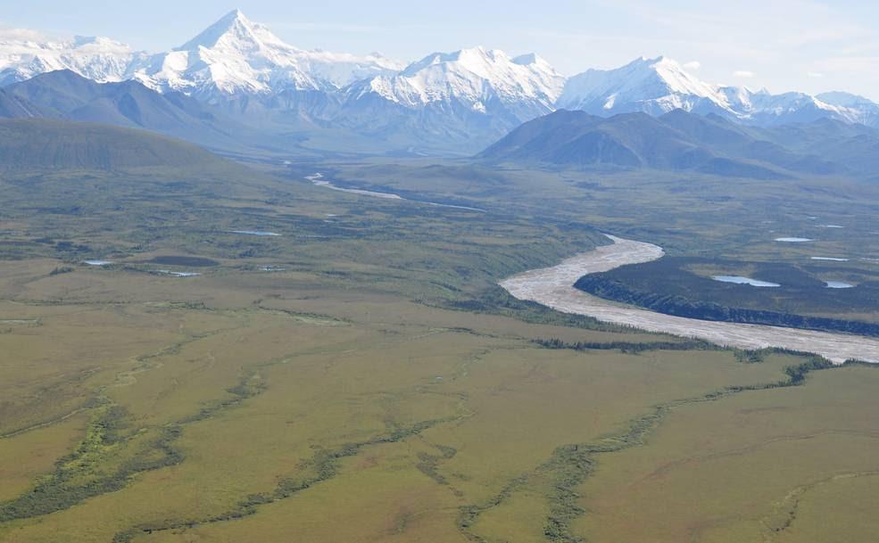 ABoVE Alaska range