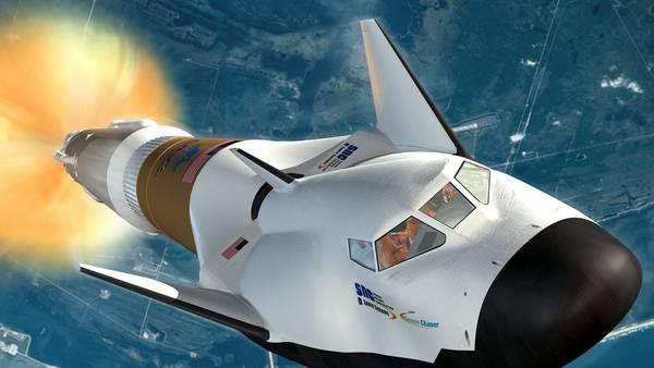 Dream Chaser. Así será la nave que proyecta la ONU. Se lanzaría en 2021. Tiene capacidad para 7 astronautas.