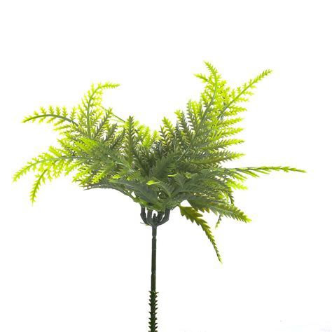 Artificial Fern Pick   Artificial Greenery   Floral