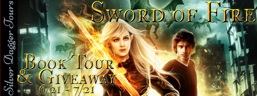 Sword of Fire Book Tour + Giveaway