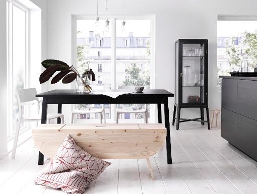 Nueva colección de edición limitada Ikea Ryssby, de estilo ...