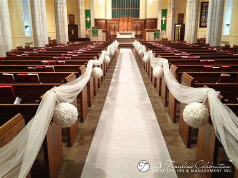 We have different wedding ceremony decorations available