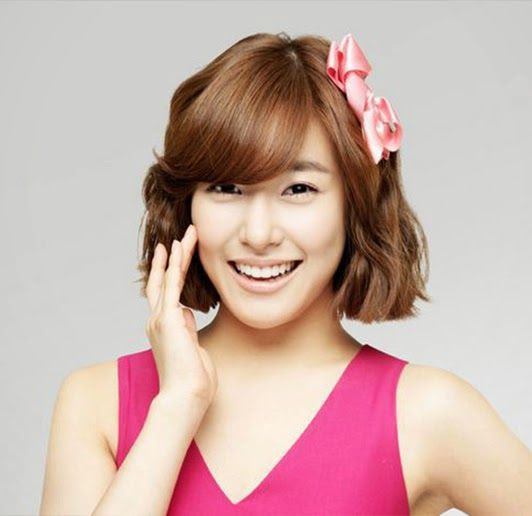 Style Rambut Pendek Wanita Korea
