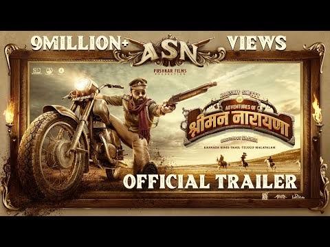 Adventures of Srimannarayana Hindi Trailer
