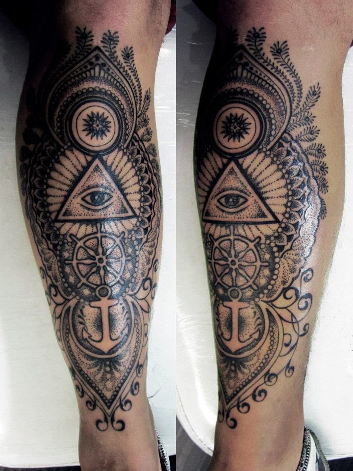 60 Cool Leg Tattoos Ideas And Designs 2017 Tattoo Pictures