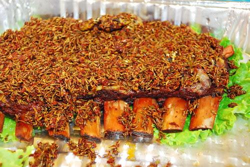 Muslim Lamb from Fu Run Restaurant