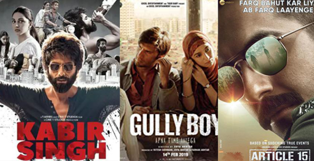 Box Office Half-Yearly Report: From Gully Boy to Kabir Singh, Best Bollywood Films of this Year