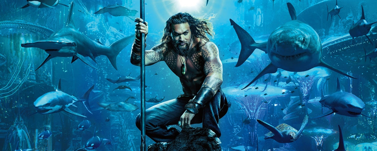 Resultado de imagem para Aquaman filme
