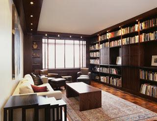 Lisa Dubin Architecture  / portfolio / residential / the majestic / contemporary family room