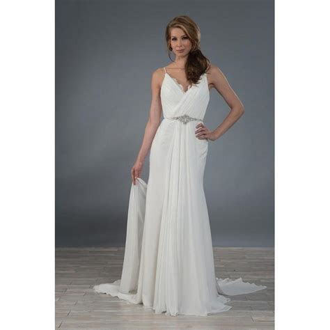 Alfred Angelo 2478 Lace Chiffon Wedding Dress   Crazy Sale