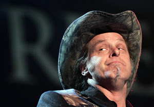 One Year Later, Ted Nugent's Presidential Threat Is Still Bullshit