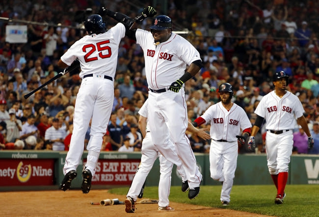 Boston Red Sox vs. San Francisco Giants - 7/20/16 MLB Pick, Odds, and Prediction