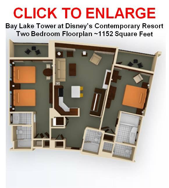 Disney Bay Lake Tower Floor Plans House Plan