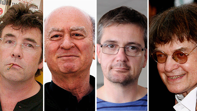 Four of France's top cartoonists killed in attack: Cabut, Charb, Wolinski and Tignous (Photo: EPA)