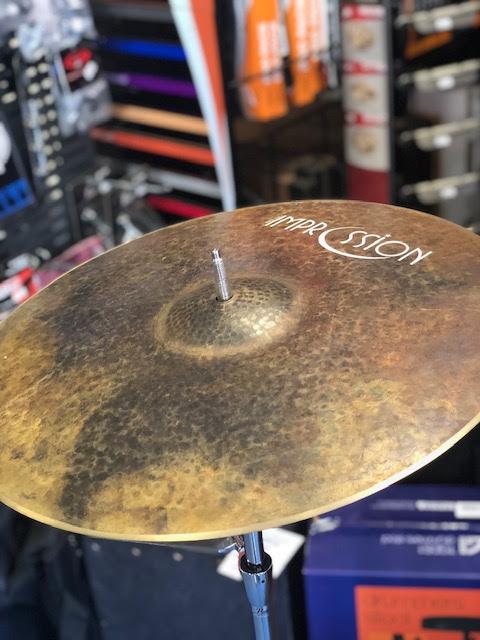 Second Hand Hi Hat Cymbals