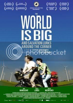 Svetat e Golyam i Spasenie Debne Otvsyakade O Mundo É Grande e a Salvação Espreita ao Virar da Esquina