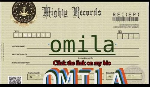 """Duncan Mighty – """"Omila"""" 