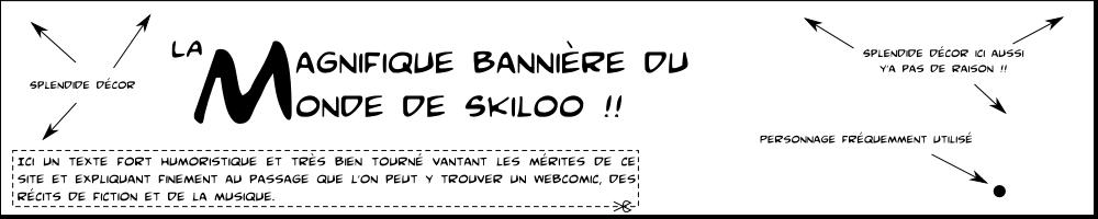 Le monde de Skiloo