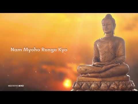 Nam Myoho Renge Kyo – Meditative Mind