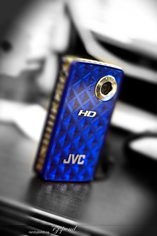 ~ 33/365 JVC BLUE ~