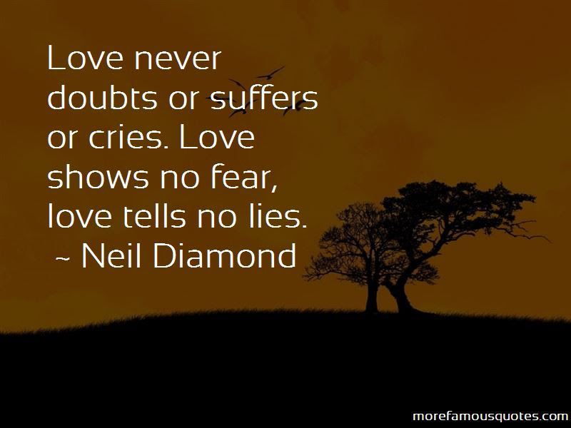 No Fear Love Quotes Top 42 Quotes About No Fear Love From Famous