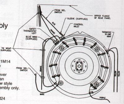 Ge Dryer Timer Wiring Diagram, Ge Dryer Motor Wiring Diagram