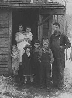 Family Life and the Great Depression   The Grea...