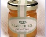 Wildflower Honey Favor Jars