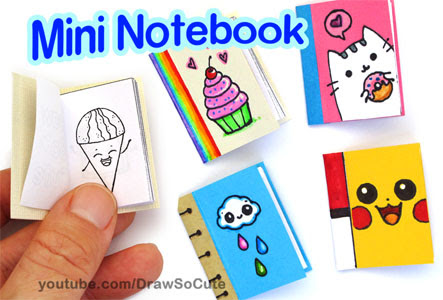 Activities - Draw So Cute