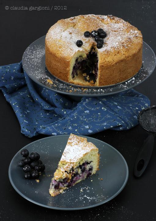 torta di uva americana