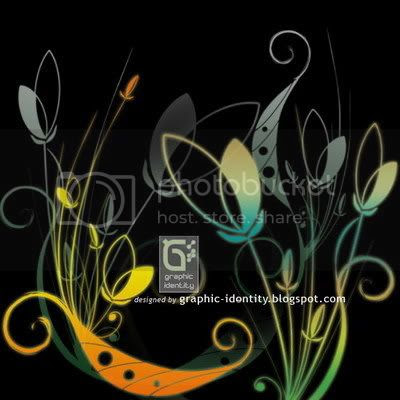 Fantasy Floral Photoshop Brushes