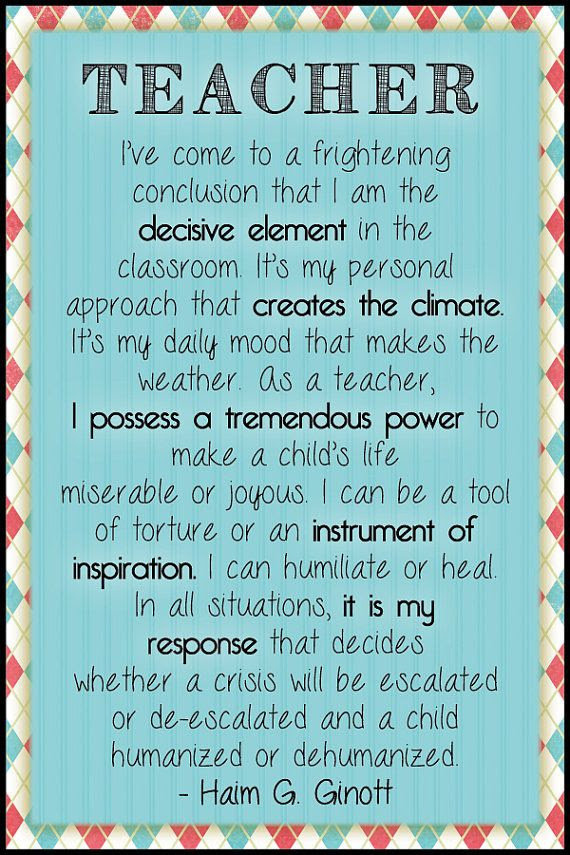 Quotes About Responsible Teacher 25 Quotes