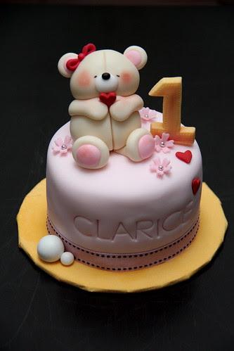 Clarice's 1st Birthday