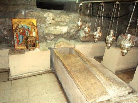 Ο 2ος Τάφος του Αγίου Λαζάρου, στην σημερινή Λάρνακα