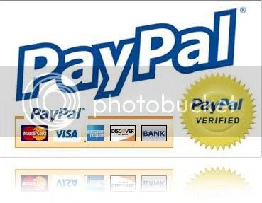 Daftar di PayPal, lalu mulai terima pembayaran menggunakan kartu kredit secara instan.