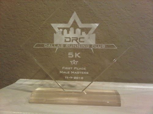 DRC 5K Masters Overall