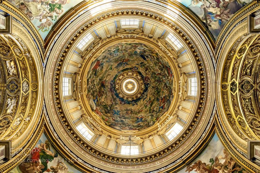 Sant'Agnese in Agone - Roma da Fabio Lamanna su 500px