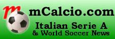 mCalcio.com - Italian Serie A & World Soccer News