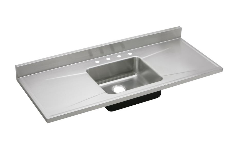 Elkay Custom Sinks And Stainless Steel Countertops